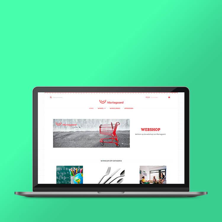 Mariagaard Webshop